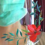Květina vlčí mák - rohová
