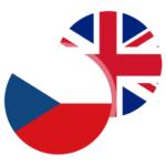 česko-anglická