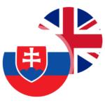 slovensko-anglická